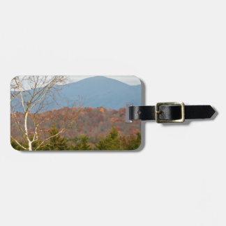 Foto Shenandoah del paisaje de Blue Ridge Mountain Etiquetas Maletas