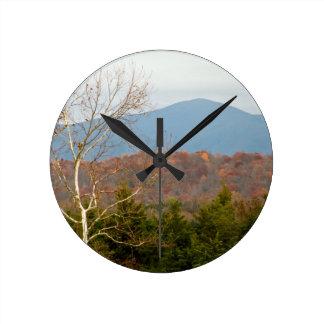 Foto Shenandoah del paisaje de Blue Ridge Mountain Relojes