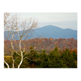 Foto Shenandoah del paisaje de Blue Ridge Postal