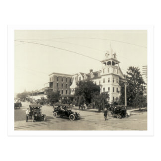 Foto St Petersburg la Florida del vintage Postal