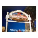 Foto subterráneo de la postal de Atlanta Georgia A