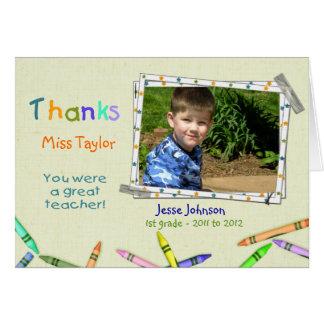 Foto/tarjeta de presentación de encargo del tarjeta de felicitación