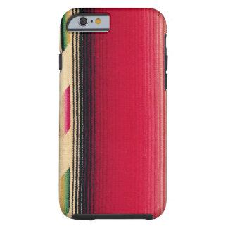 Foto, textura combinada india, color, alto res funda resistente iPhone 6