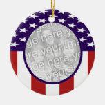 Foto Todo-Americana del personalizado de las barra Adorno