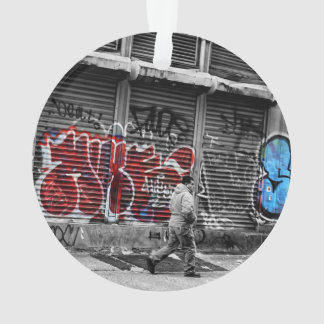 Foto urbana de la calle de New York City