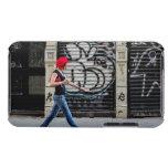 Foto urbana de la calle de New York City iPod Case-Mate Protectores