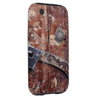 Foto vieja del vintage iPhone 3 tough protector