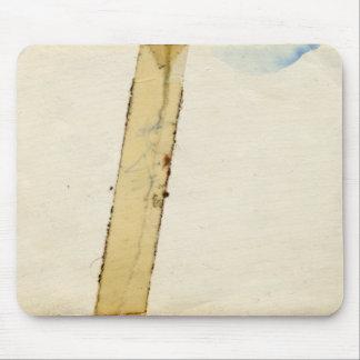 Foto vieja reparada con la cinta mousepad
