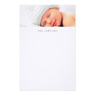 Foto y efectos de escritorio personalizados person papelería