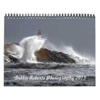 Fotografía 2013 de Debbie Roberts Calendario De Pared