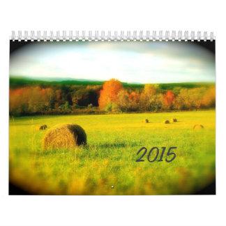 Fotografía 2015 de Naturescape por Troy Federico Calendarios