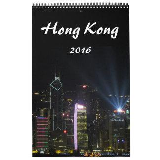 fotografía 2016 de Hong-Kong Calendarios