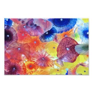"""Fotografía abstracta """"imágenes en vidrio """" fotografía"""