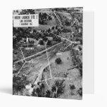 Fotografía aérea de misiles en Cuba 1962