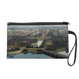 Fotografía aérea del Washington DC