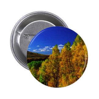 Fotografía americana de la naturaleza de la pin redondo 5 cm