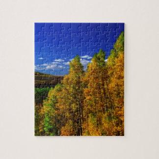 Fotografía americana de la naturaleza de la puzzles