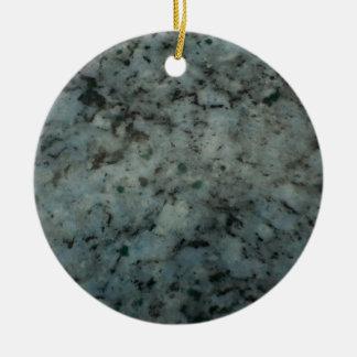 Fotografía azul de la textura del granito ornato
