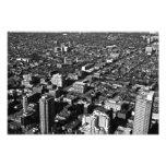 fotografía blanco y negro de la ciudad de Toronto Fotografias