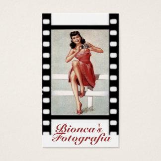 Fotografia Business Card