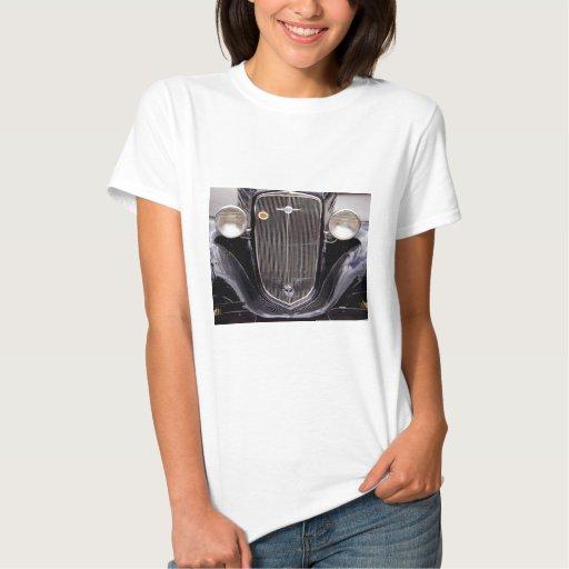 Fotografía clásica de la parrilla de Chevy de los T Shirts