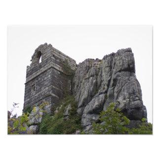 Fotografía de Cornualles de la roca de Roche
