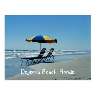 Fotografía de Daytona Beach la Florida Postales