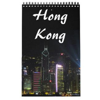 fotografía de Hong-Kong Calendarios