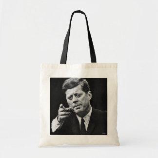 Fotografía de John F. Kennedy 3 Bolsa