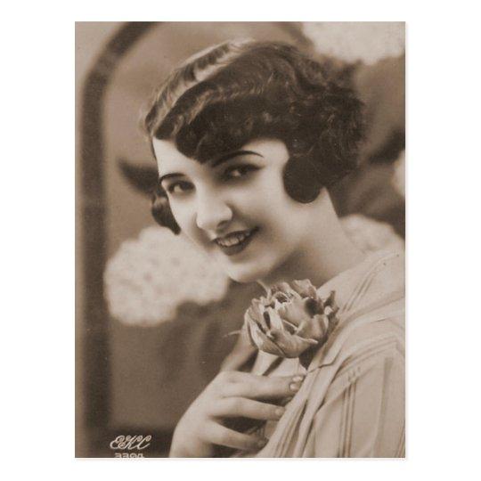 Fotografía de la aleta del vintage (154) tarjetas postales