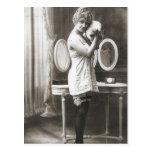 Fotografía de la aleta del vintage (188) tarjeta postal
