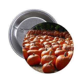 Fotografía de la cosecha del otoño del remiendo de pin redondo de 2 pulgadas