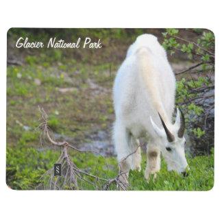 Fotografía de la fauna del Parque Nacional Glacier Cuadernos