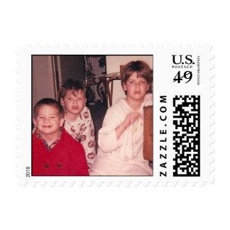 fotografía de la foto del vintage de los niños de envio