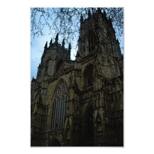 Fotografía de la iglesia de monasterio de York Cojinete