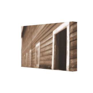Fotografía de la impresión de la lona del tono de lona estirada galerías