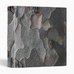 Fotografía de la macro de la corteza de árbol