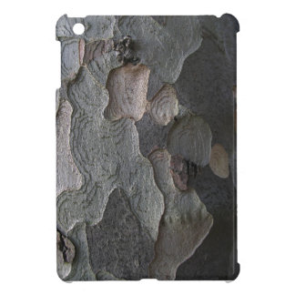 Fotografía de la macro de la corteza de árbol iPad mini carcasa