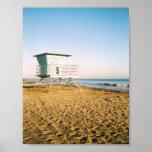 Fotografía de la opinión de la playa de California