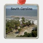 Fotografía de la playa de Carolina del Sur