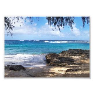 Fotografía de la playa de Hawaii Fotografía