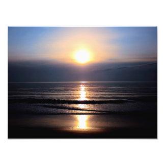 Fotografía de la sol de la buena mañana cojinete