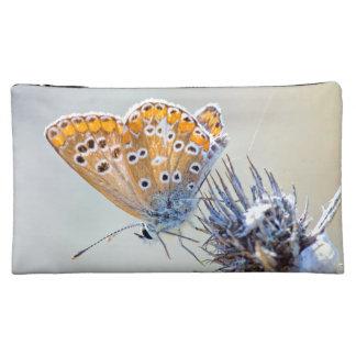 Fotografía de mariposa en colores suaves