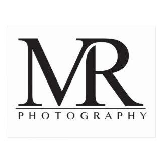 Fotografía de Melanie Ramiro (logotipo del bloque) Tarjetas Postales