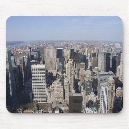 Fotografía de Nueva York Alfombrilla De Ratones