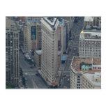 Fotografía de Nueva York Postal