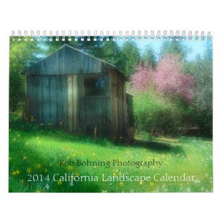 Fotografía de Rob Bohning, calendario 2014 de Cali
