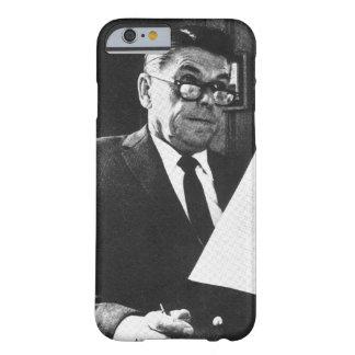 Fotografía de Ronald Reagan Funda De iPhone 6 Barely There