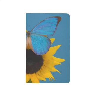 Fotografía de Sammamish Washington de la mariposa  Cuaderno Grapado