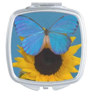 Fotografía de Sammamish Washington de la mariposa  Espejos De Maquillaje